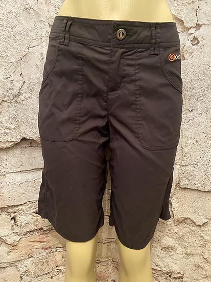 Cloudveil Navy Nylon Sport Shorts