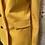 Thumbnail: Zara Goldenrod Double Breasted Blazer