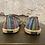 Thumbnail: Keds  Multi Colored Espadrilles  with Jute Bottom