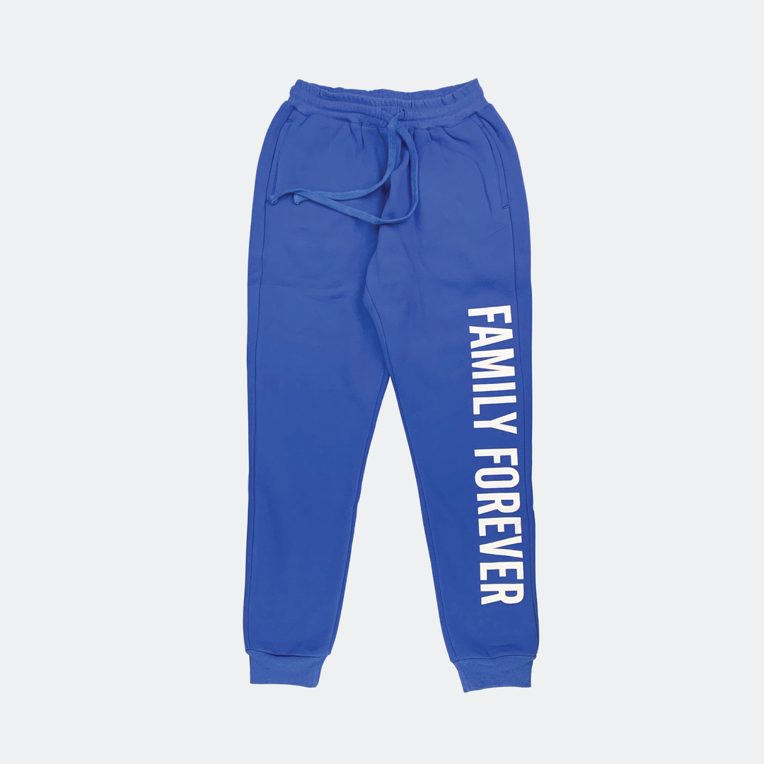 Blue Family Forever Sweatpants