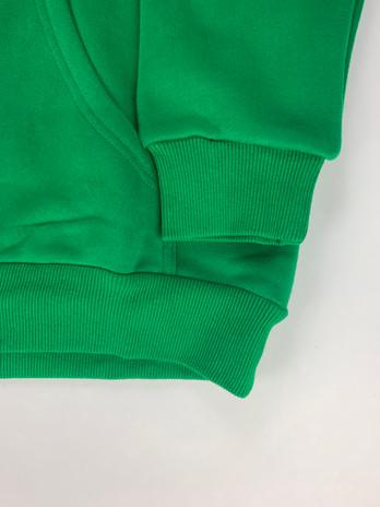 Green Classic Logo Hoodie