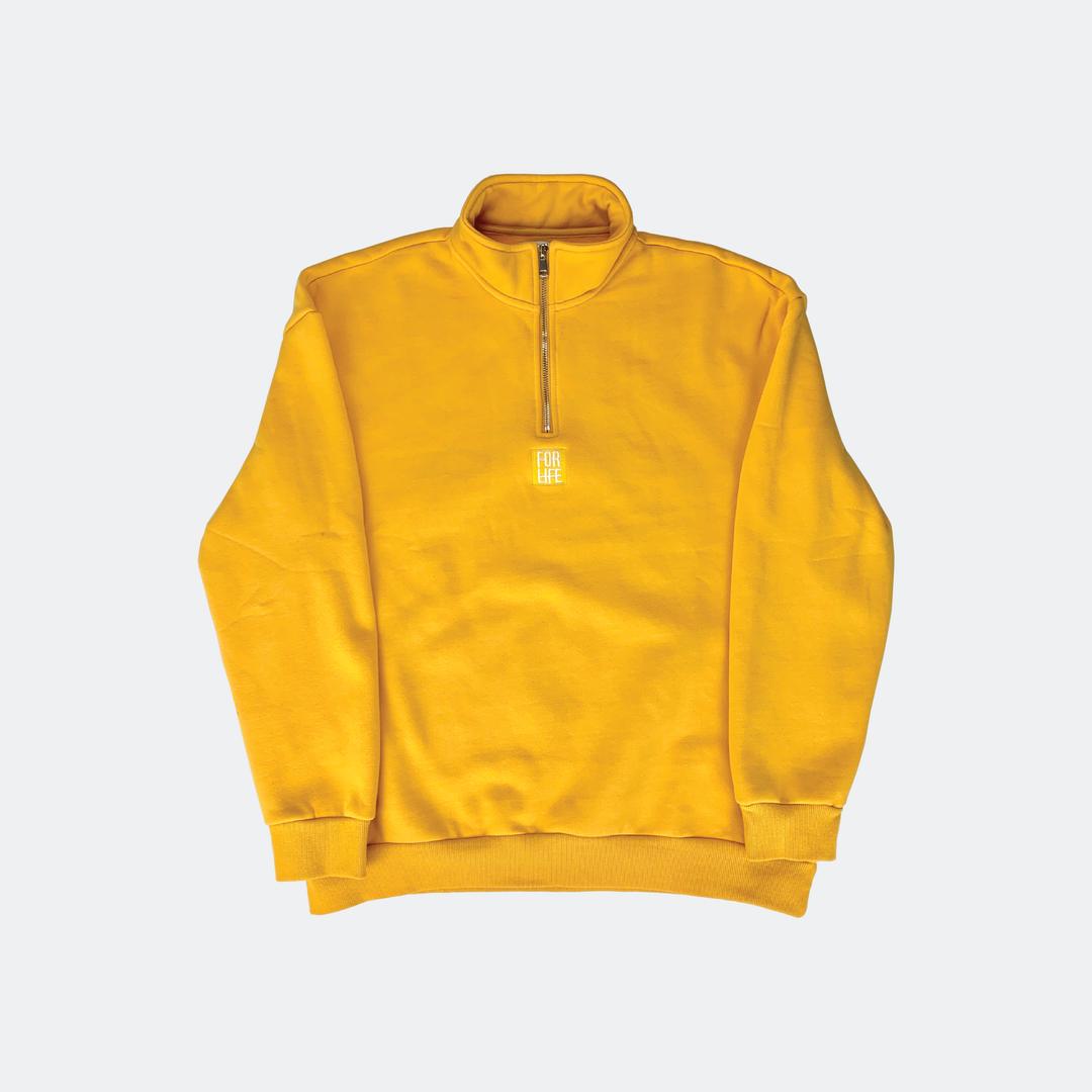 Mustard MARSHALL Pullover