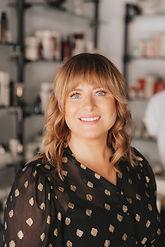 Julie Perrott, craft hairdresser