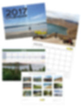 calendar collage example for web-ads-etc