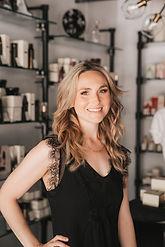 Danielle Palm, craft hairdresser