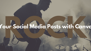 Rock Your Social Media Posts with Canva