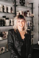 Kasey, salon manager