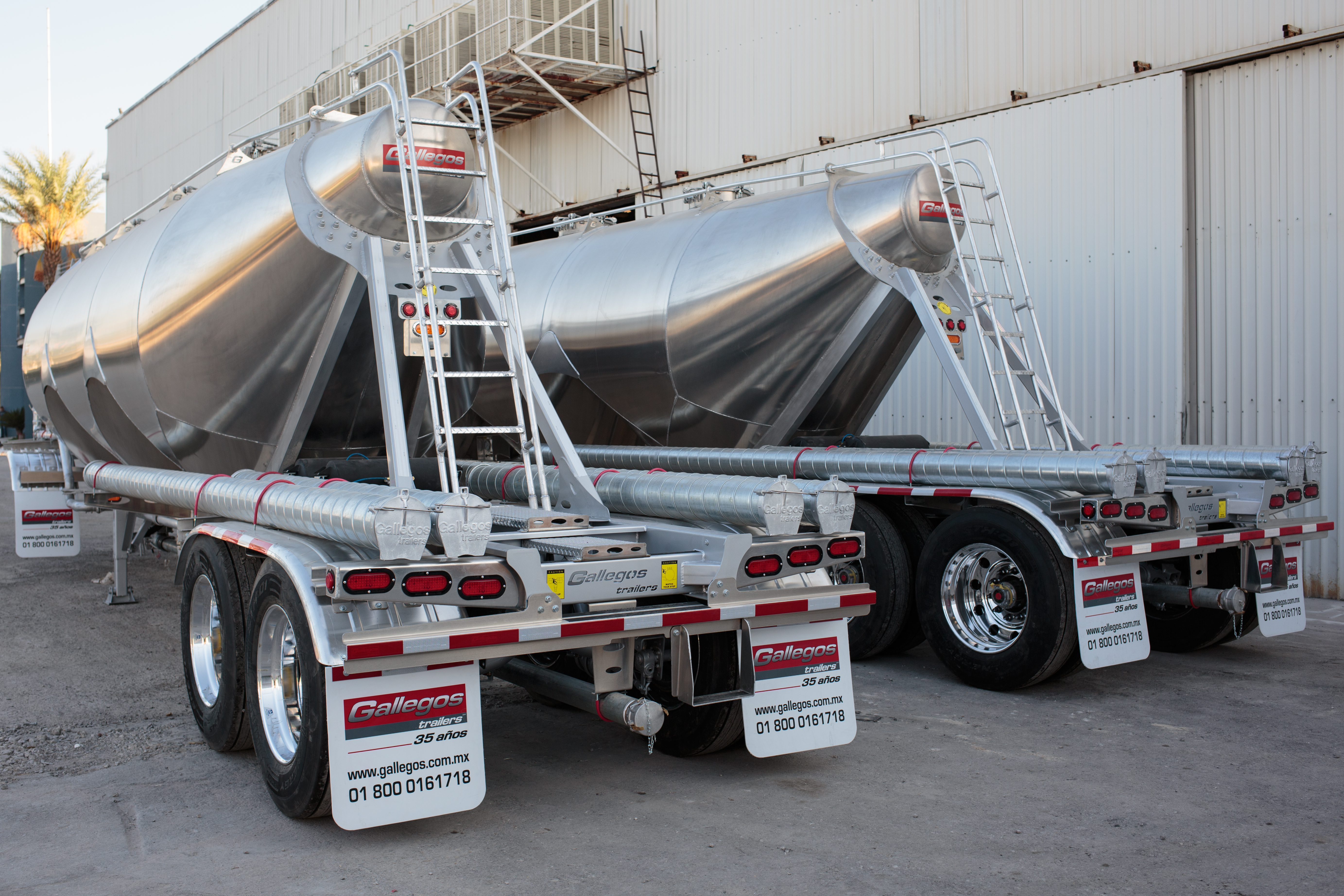 Products | Gallegos Trailers