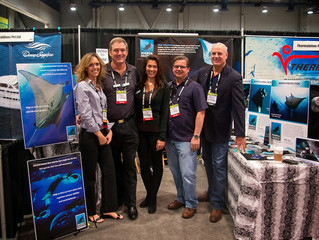 We were at DEMA show!