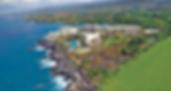 View Mantas at the Sheraton Kona Resort
