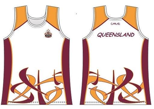 Queensland Masters Athletics 2015 Unifor
