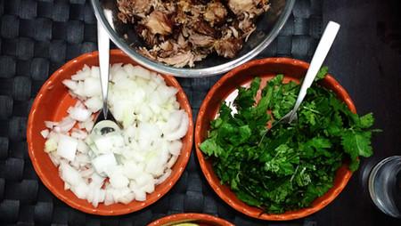 Recipe: Spicy Chicken Burrito Bowl