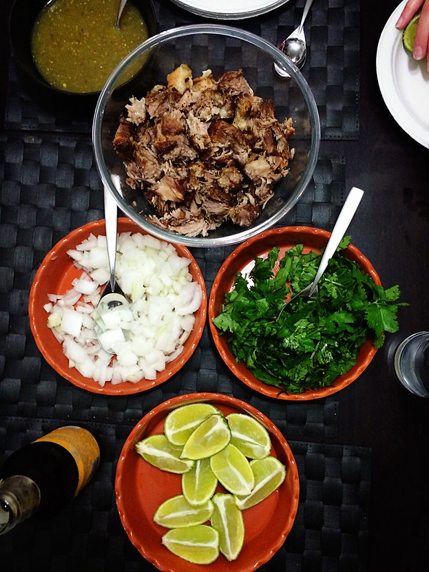 Alimentos mexcian