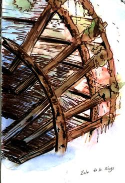 Watermill Study