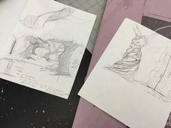Dark World Sketches