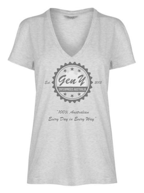 The Mummy - Womens V-Neck T-Shirt