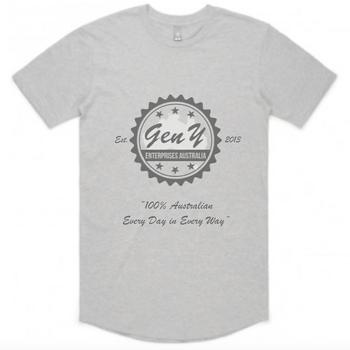 The Daddy - Mens Fitted T-Shirt