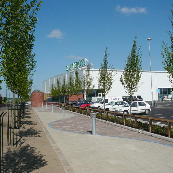 Tesco Stores, Claycross