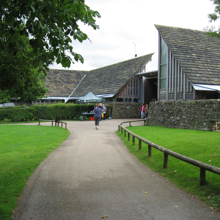 Fountains Abbey Visitors Centre