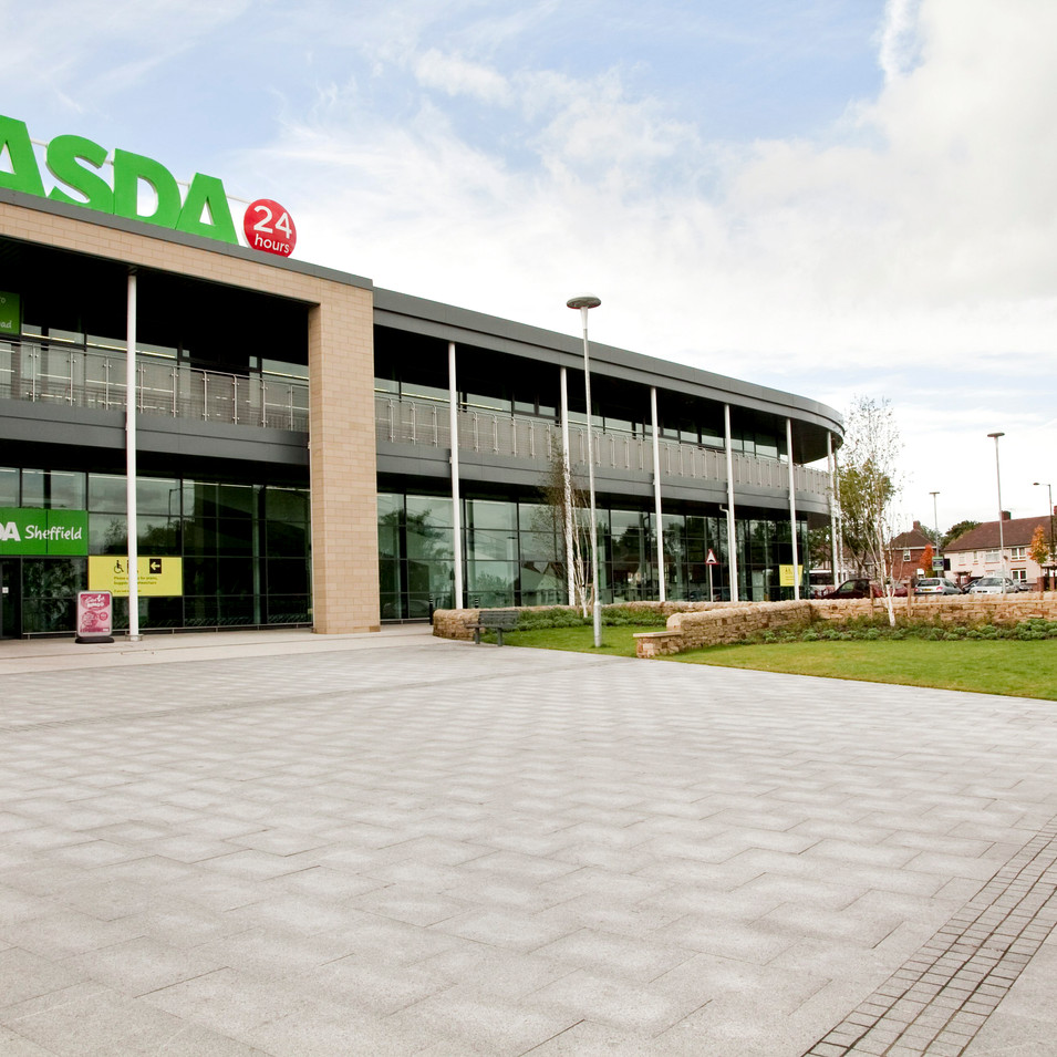 Asda Stores, Parsons Green Sheffield