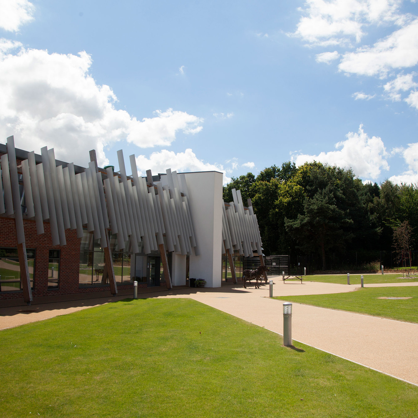 Askham Bryan Animal Management Centre