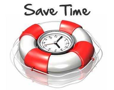 Digital Marketing Saves Time