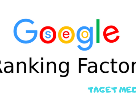 Top Factors for Google SEO Rankings