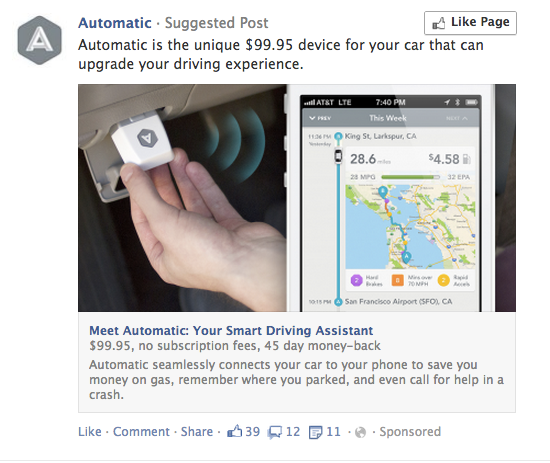 Poor Facebook ads execution