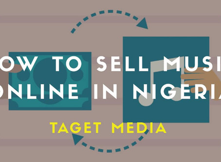 How to Sell Your Music Online in Nigeria