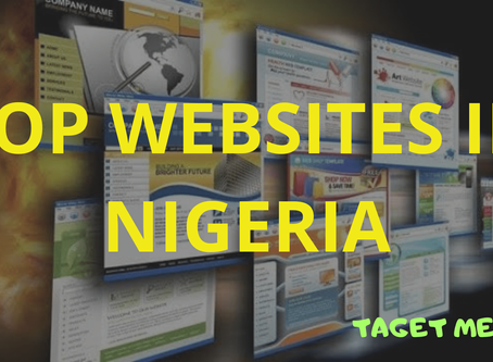 Top Websites in Nigeria