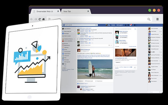 social media marketing company - TAGET Media