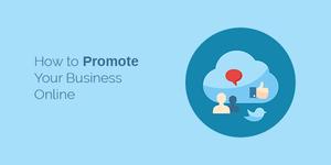 Promote your business website  TAGET Media