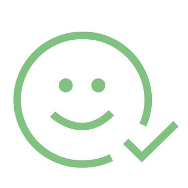 Delivers customer satisfaction