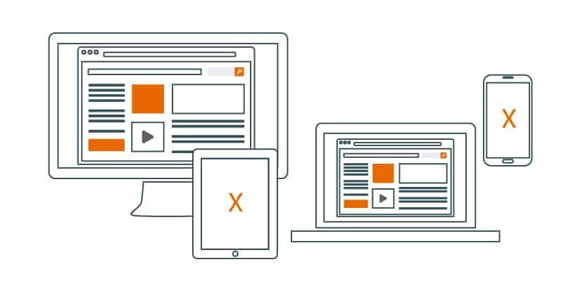 Website screen optimization and mobile friendliness