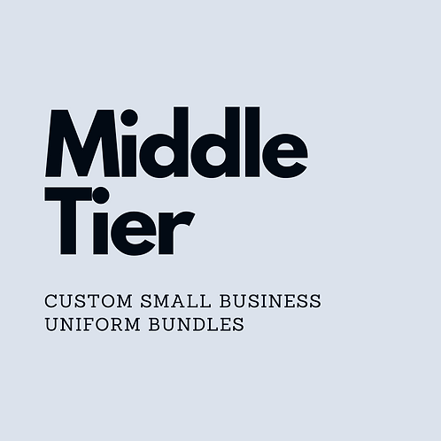Middle Tier Uniform Bundle