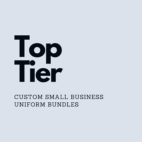 Top Tier Uniform Bundle