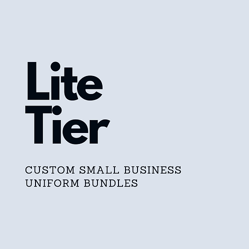Lite Tier Uniform Bundle