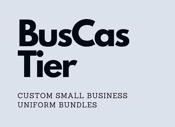 BusCas Tier Uniform Bundle