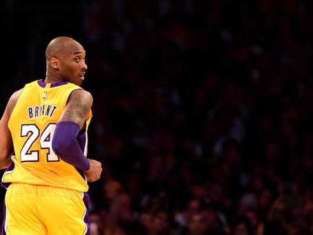 Kobe Bryant - Thank you