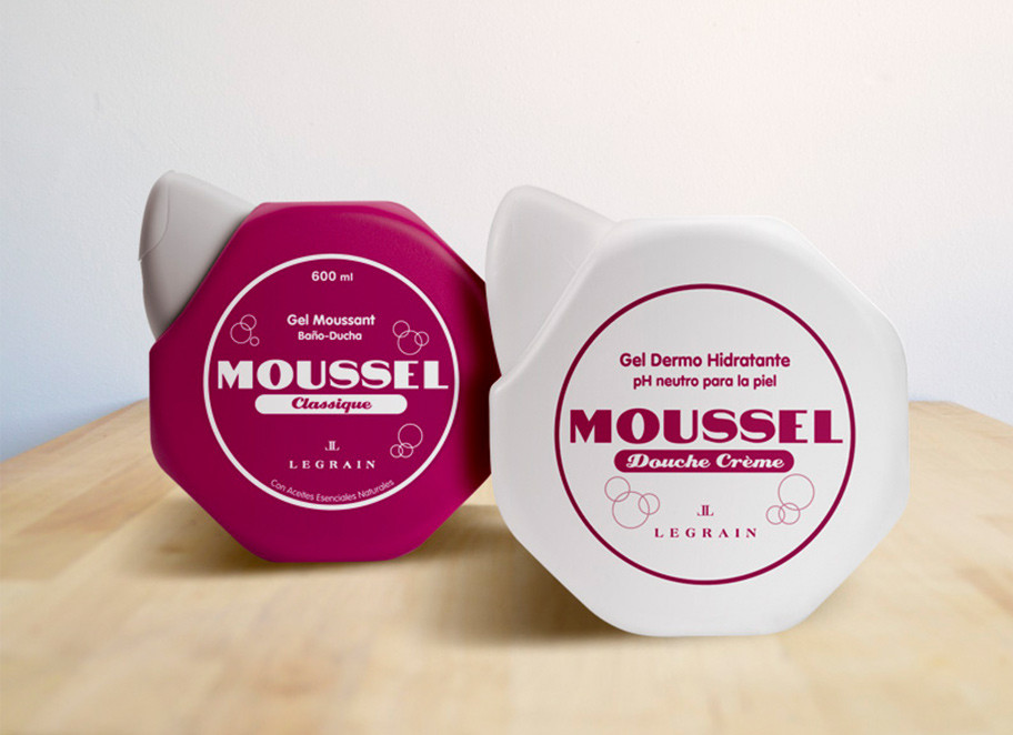 Packaging Moussel Creme