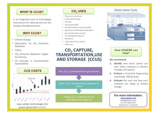 CARBON DIOXIDE (CO2) CAPTURE – TRANSPORTATION – STORAGE/SEQUESTRATION (CCS)
