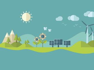 El agridulce panorama de las energías renovables en Colombia