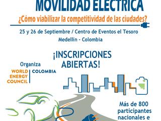 Se realizará el segundo encuentro Internacional de Movilidad Eléctrica