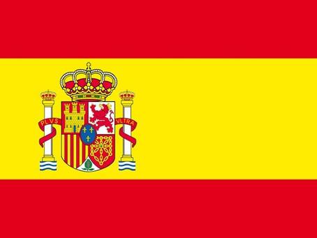 Etape 2 : l'Espagne
