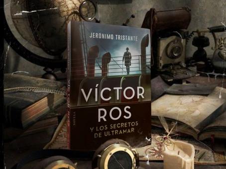 El inspector Víctor Ros regresa a la escena del crimen con Los secretos de ultramar.