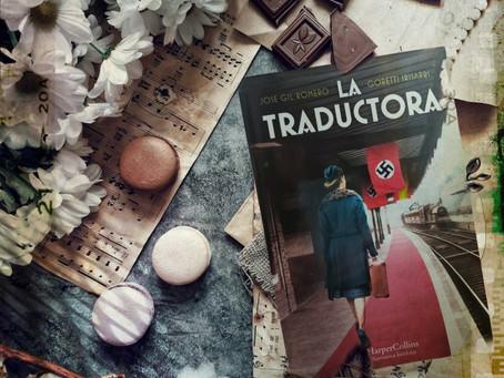 Una novela de intriga, aventura y pasión.