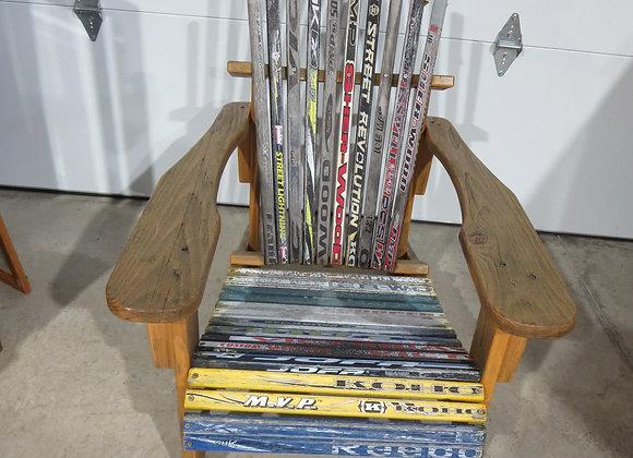 Adirondack Hockey Stick Chair