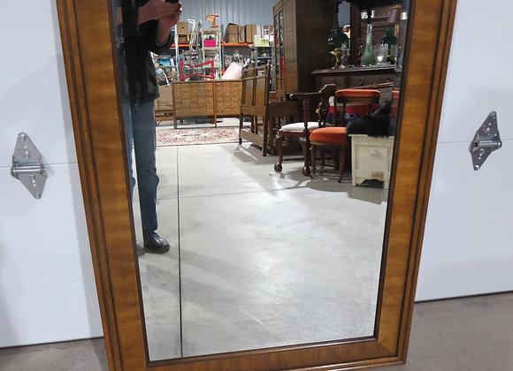 Vintage Drexel Accolade Campaign Dresser Mirror