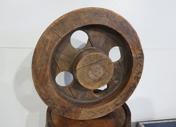 Pattern Wheel from Lackawanna Plant