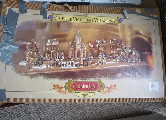 1999 Grandeur Noel Victorian Village